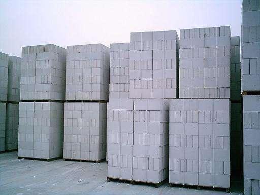 南京加气砖厂家公司