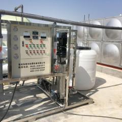 山东桶装水处理设备