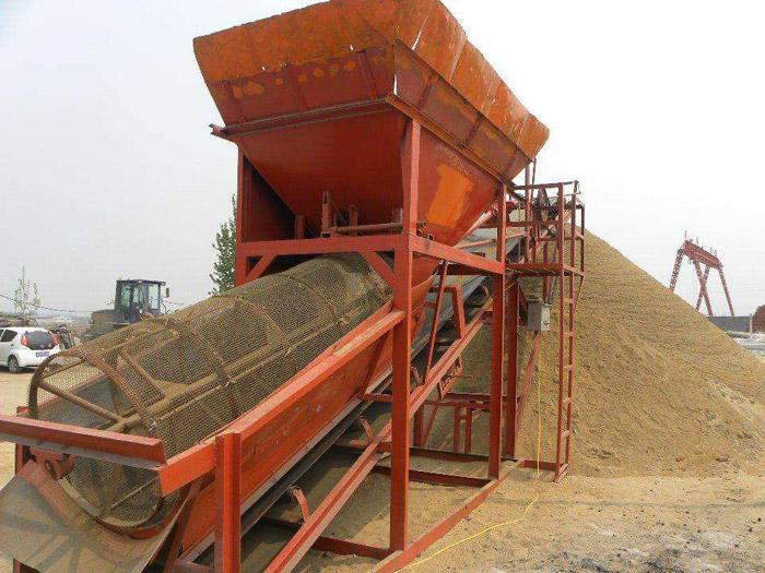 廠家直銷篩沙設備推薦|湖南篩沙設備