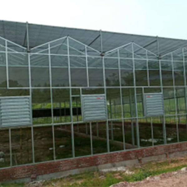 连栋温室设计