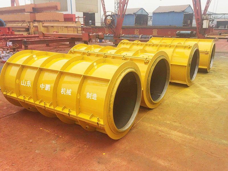 水泥制管机的管理与维修