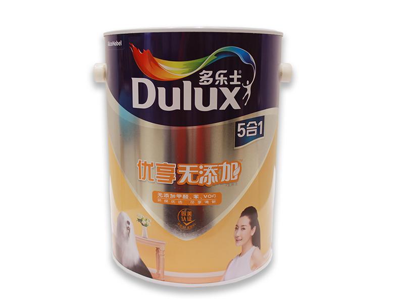 有品質的多樂士優享無添加5合1墻面漆要到哪買 鄭州多樂士直營店
