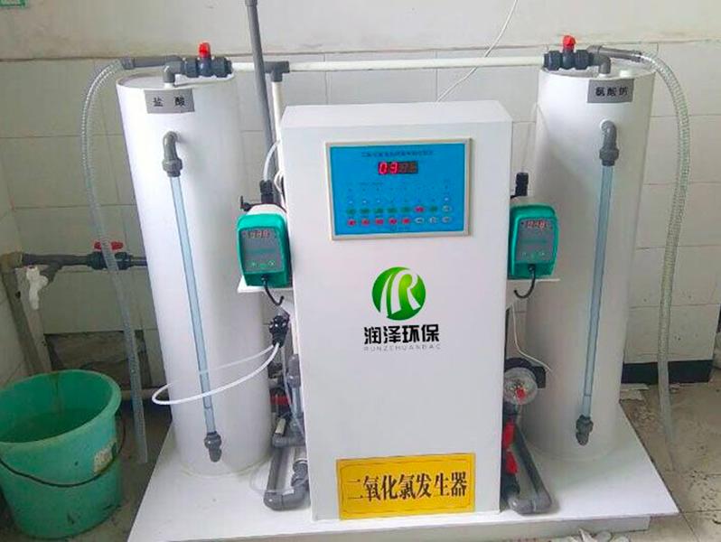 高纯法二氧化氯发生器