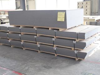 铝塑复合板代理成品仓库