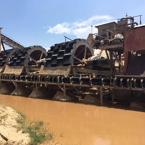 大型洗砂设备