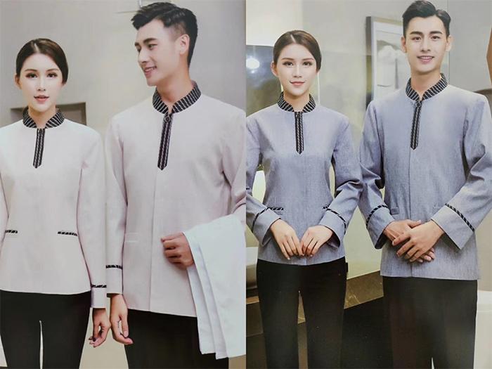 宁夏酒店服装厂家