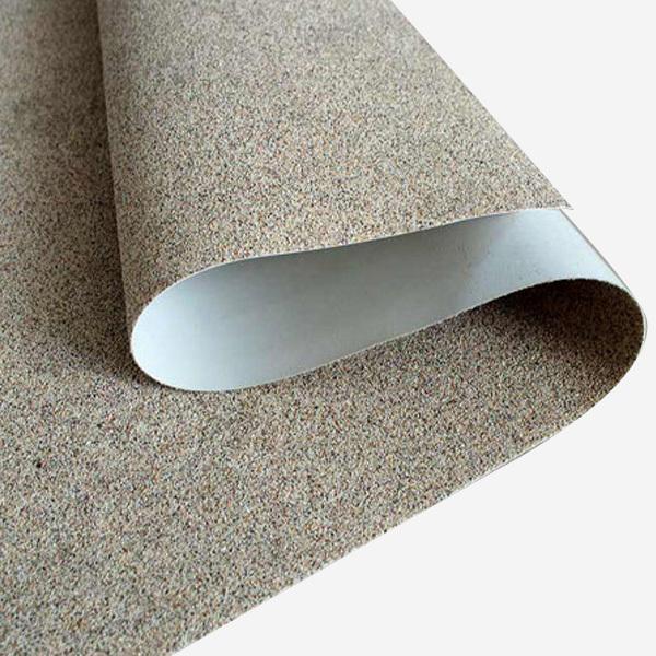 sbs改性沥青防水涂料供货商教你高分子卷材的设计施工要点