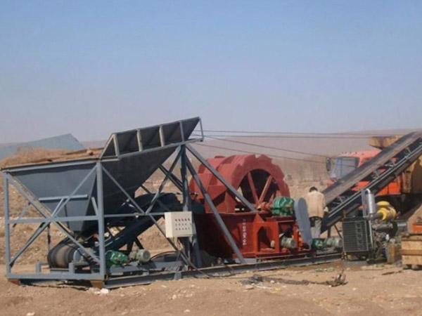 潍坊高性价破碎水洗设备哪里买-湖南破碎水洗设备定做