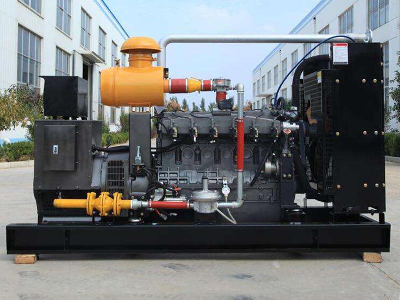 西藏燃气发电机组介绍及和柴油发电机组的区别