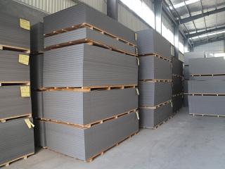 铝塑复合板厂家成品仓库