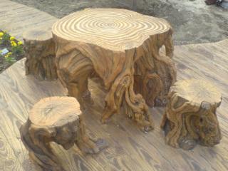 西安仿木凳子