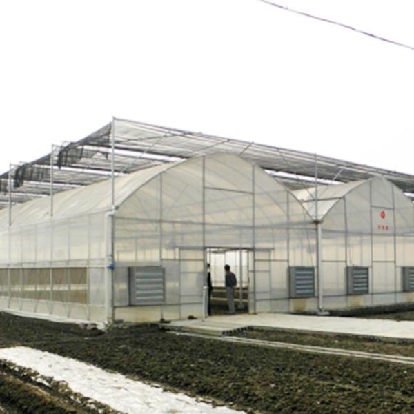 文洛温室排水系统的安装方法