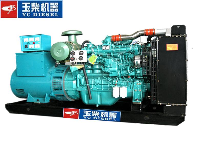 四川玉柴发电机组介绍、特点、保养、故障维修、冷却方式