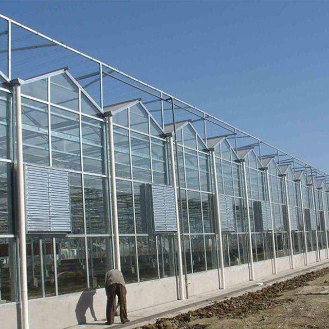 西藏玻璃温室