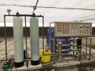 软化水处理设备工程案例
