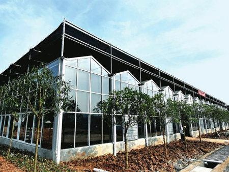 智能玻璃温室设计