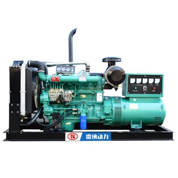 四川50千瓦发电机组有哪些降噪设施