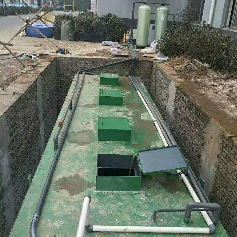 潍坊地埋一体化污水处理设备维护的重要性