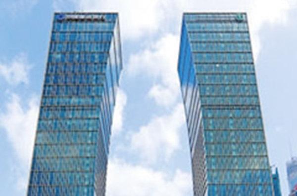 农业银行大厦办公区空气治理
