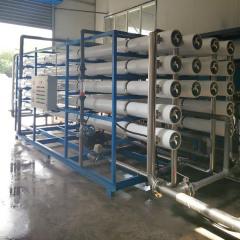 山东灌装设备工程案例