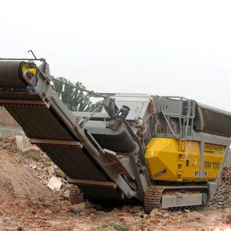 口碑好的移動破碎設備鑫創環保設備供應-湖北移動破碎設備批發