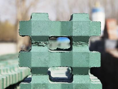 滨州井字型植草砖