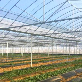 玻璃温室大棚骨架结构解析