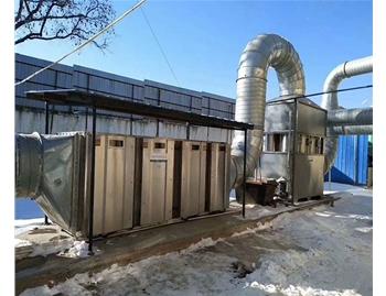 陜西噴漆廢氣處理設備報價|供應山東噴漆廢氣處理設備質量保證