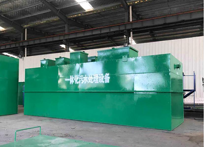 云南屠宰污水处理设备的特点