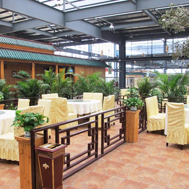 黑龙江生态智能餐厅建造
