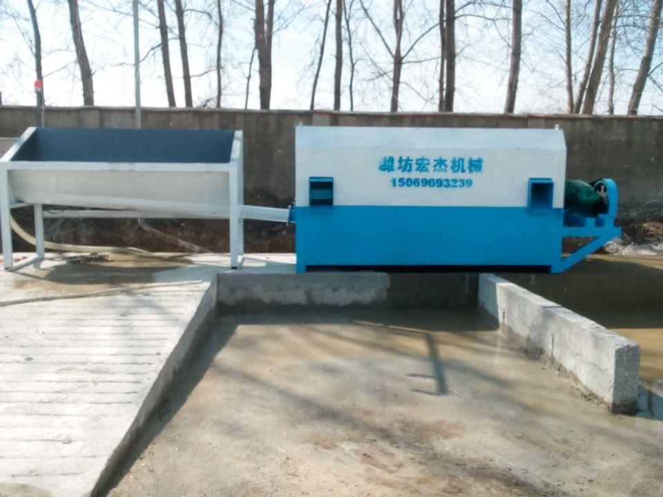 沙石分离机加工-质量可靠的沙石分离机在哪买