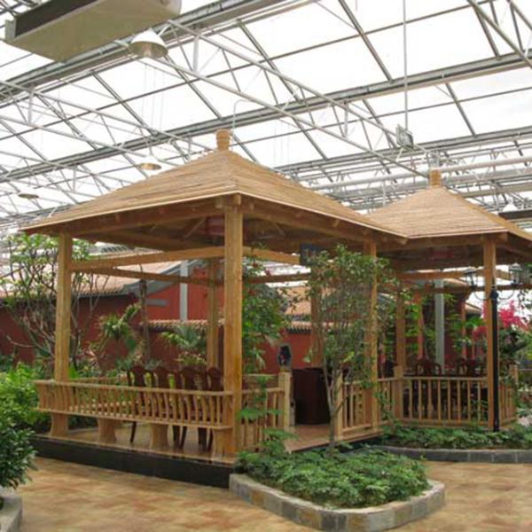 生态餐厅建设