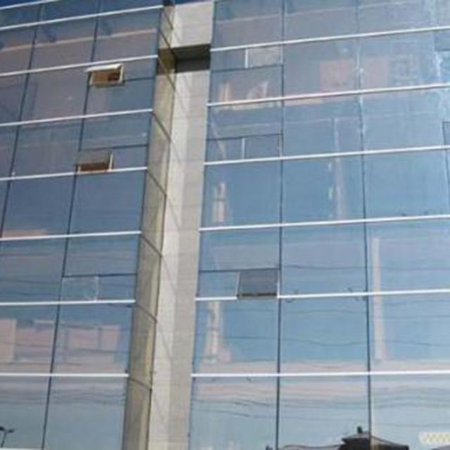 非承重防火玻璃幕墙