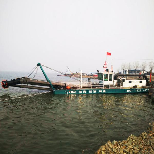 HID-CSD3012P挖泥船、挖沙船