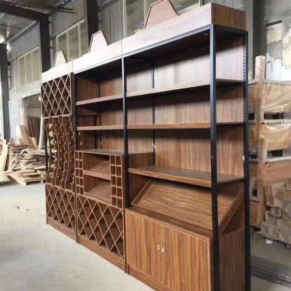 河南钢木货架