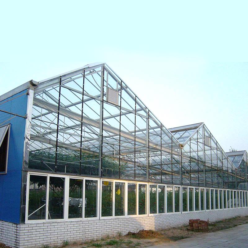玻璃温室造价-质量好的玻璃温室推荐