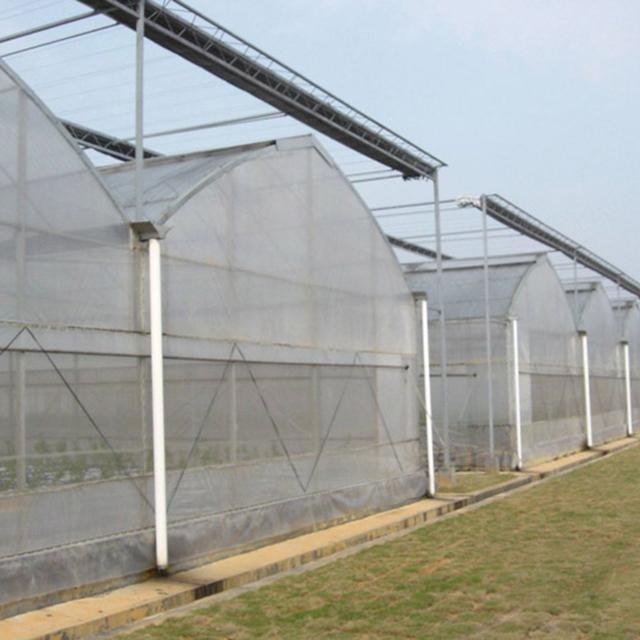 河北智能薄膜温室建造