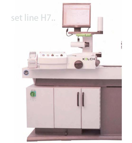 刀调仪set line H7..