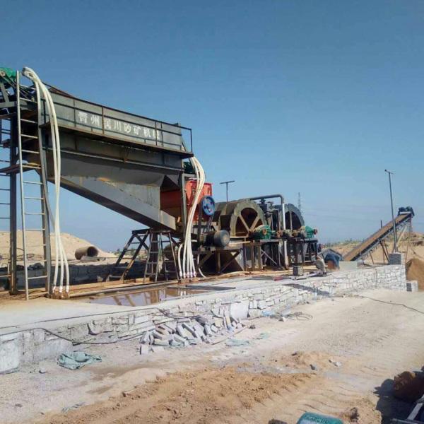 湖南洗砂机械设备