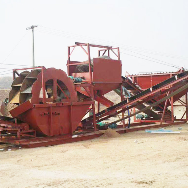 陕西绞龙式洗沙机厂家