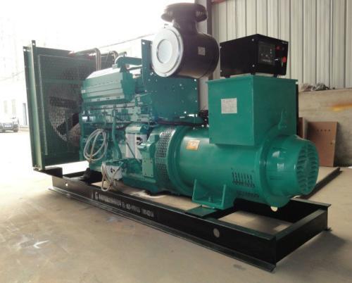 康明斯发电机组300KW
