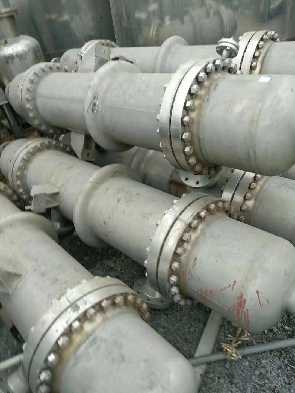 上哪能买到性价比高的二手列管冷凝器-二手钛材质冷凝器