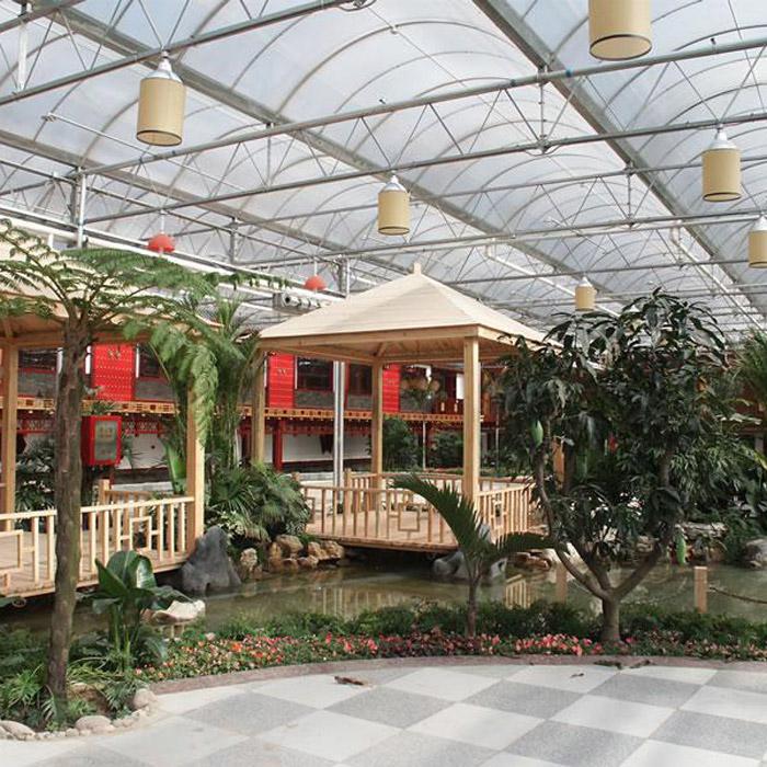 山东称心的生态园艺温室|贵州生态园艺供应
