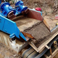 细沙回收机