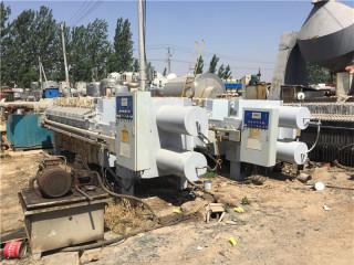 郑州二手隔膜压滤机厂家