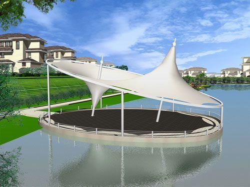 景观膜结构设计是什么样