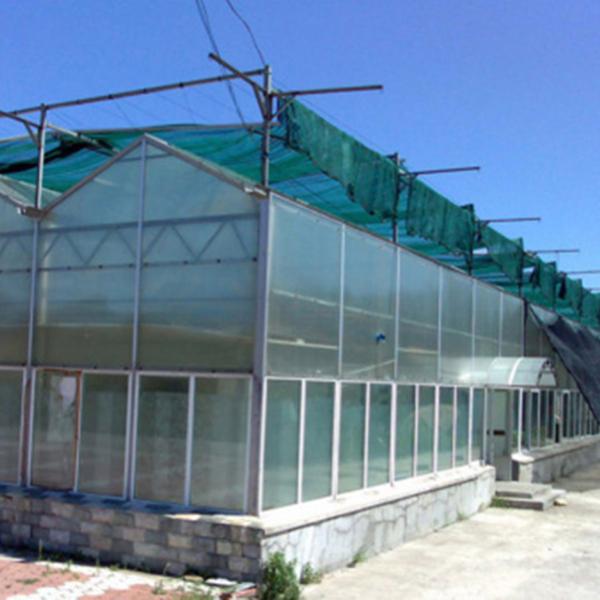 新疆智能连栋温室的防锈处理