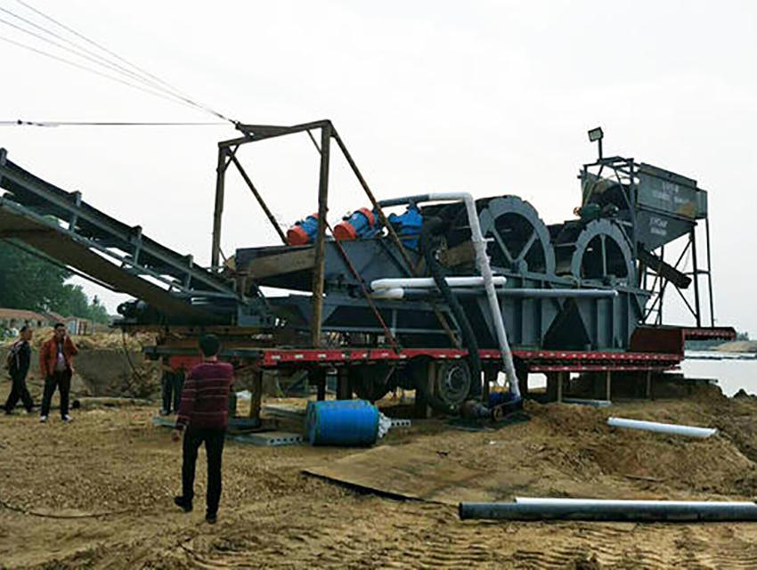 海砂淡化设备