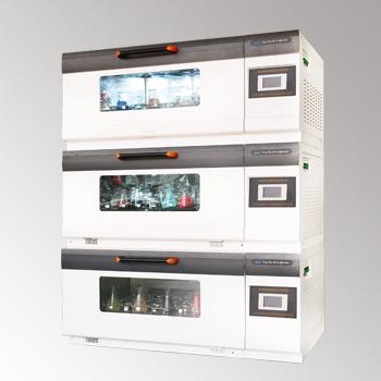 三层全温组合叠加摇床DLHR-D2801/2/3  大型