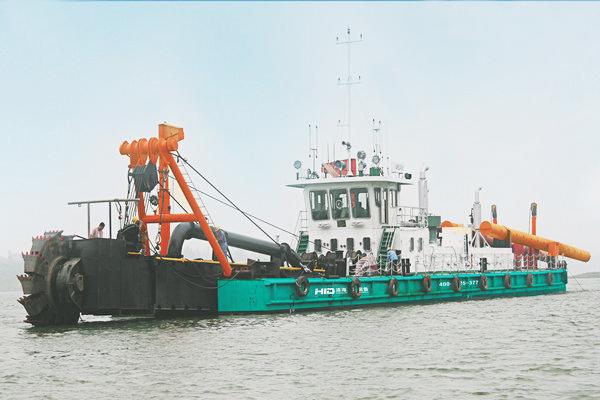 山东浩海疏浚装备有限公司挖泥船型号分类